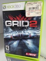 🌟GRID 2 (Microsoft Xbox 360, 2013) Complete With Manual Tested Disc Near Mint🌟