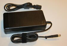 HP Dell Alienware X51 R3 game laptop power supply ac adapter cord cable charger