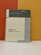 Hp 03586 90013 Selective Level Meter 3586abc Operating Manual