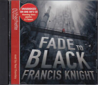 Francis Knight Fade To Black CD MP3 Audio Book Unabridged Rojan Dizon 1 FASTPOST