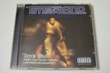 TIMBALAND - TIM´S BIO SOUNDTRACK CD 1998 (Jay-Z Nas Ludacris Magoo Mad Skillz)
