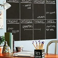 45X200CM Childrens Blackboard Decal Vinyl Removable Wall Sticker Chalk Board