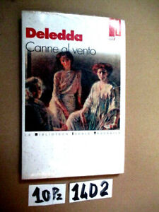 DELEDDA CANNE AL VENTO    BIT     (14D2)