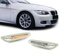LED SEITENBLINKER WEISS KLAR FÜR BMW E81 E82 E87 E88 E90 E92 E93 X1 E84