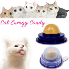 Cat Cleaning Teeth Ball Remedy Catnip Snacks Mint Ball Health Cream Pet Toys