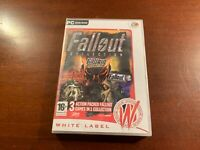 Pc dvd pc fallout collection  new sealed uk version