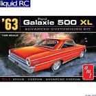 AMT 1186 1/25 1963 Ford Galaxie