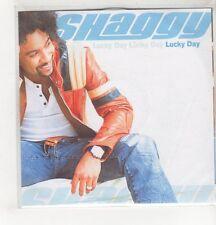 (GH388) Shaggy, Lucky Day - DJ CD
