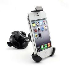 Car Auto Phone Mount Holder Stand for Galaxy S4 S3 HTC LG GPS iPhone 5S 5C 5G 4S