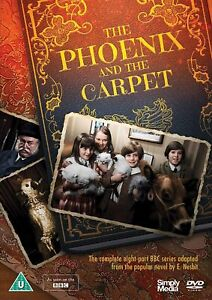 The Phoenix and the Carpet 1976 -  Complete Series BRAND NEW FACTORY SEALED DVD
