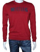 Mustang Herren Langarmshirt Sweatshirt Gr. S