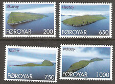 Faroe Islands 2000 Island Views, Skuvoy, Hestur, Koltur, Nolsoy UNM / MNH