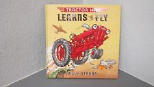 Tractor Mac Learns To Fly Book