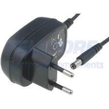 1 pcs C7438 Alimentatore switching 12VDC 0,5A Conn 5,5/2,1 6W Spina EU TELSTORE