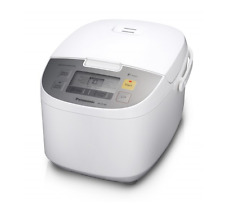 NEW PANASONIC - SR-ZE185WSTM - 1.8L RICE COOKER ( 10 CUP )