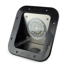 "RV Trailer Toy Hauler Weekend Warrior OEM 5"" Flood Light LED 12V 10W Black"