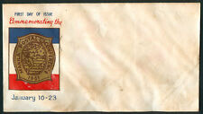 1961 Honoring The Manila Postal Conference First Day Cover D