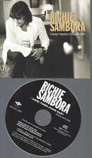 CD--PROMO--RICHIE SAMBORA--HARD TIMES COME EASY