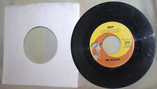 """THE BEATLES 45 RPM-CAPITOL RECORDS #5476-""""HELP!/I'M DOWN"""""""