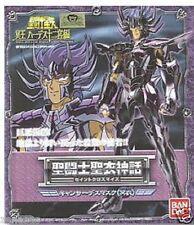 Used Bandai Saint Seiya Saint Cloth Myth Cancer Deathmask Dark Cloth Painted