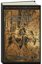 Great Works That Shape Our World Canterbury Tales Geoffrey Chaucer (Hardcover)