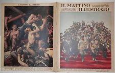 1938 Discorso di Mussolini a Genova Chiesa della Vittoria di Lepanto Duckmanton