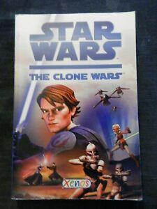 Star Wars Taschenbuch The Clone Wars - Xenos