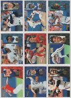 1995 Select Pinnacle Baseball Team Sets **Pick Your Team**