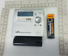 SONY MZ R909 MINIDISC PLAYER MD TESTED!