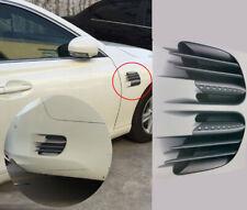 1PCS Vivid 3D Fake Car Decoration Side Vent Air Sticker Waterproof Decal #5