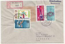 R-Brief Lübbenau nach Görlitz 1989 ! (B7