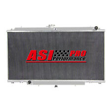 3ROW Radiator For Nissan Patrol GU 2.8L 3.0L Turbo Diesel MANUAL 97-01 52MM-AU