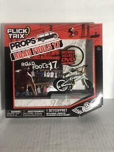 Flick Trix Props Road Fools 17 Ages 9+ New in Box