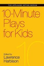 10-Minute Plays For Kids (Applause Acting), , Good Book