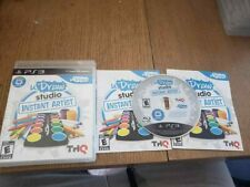 uDraw Studio Instant Artist - Sony PS3 - Game Playstation 3 Complete CIB