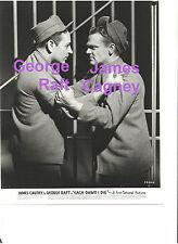 JAMES CAGNEY GEORGE RAFT EACH DAWN I DIE 1939 ORIGINAL VINTAGE 8X10 PRESS PHOTO