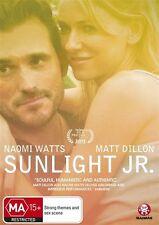 Sunlight Jr. *Matt Dillon, Naomi Watts* (DVD, 2014) BRAND NEW SEALED REGION 4