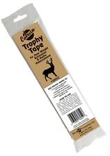 Two = Trophy Deer Weigh Tapes with Antler Measurement