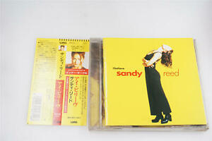 SANDY REED I BELIEVE WPCR-1871 JAPAN CD OBI A14143