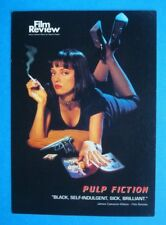 *PULP FICTION 4x6 ANABAS Film Review COLLECTORS Card RC071 TARANTINO Uma THURMAN