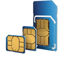 O2 Trio Active Sim ACTIVE card, Ready to Top Up, No registration Required