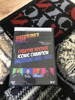 KAYFABE COMMENTARIES WRESTLINGS MOST SEASON 3 DVD WRESTLING SHOOT WWE AEW WCW