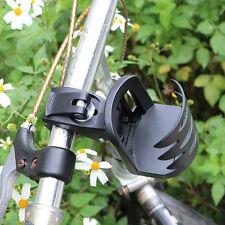 ATV Motorcycle Bike Bicycle Adjustable Drink Cup Holder Handlebar Quick Mount 1x