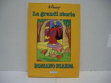 Le grandi storie Romano Scarpa Capolavori Disney 21 Comic Art (BG04)