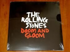 "THE ROLLING STONES DOOM AND GLOOM 10"" SINGLE SIDED VINYL EU LTD 1500 COPIES! New"