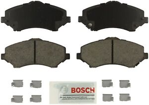 For Dodge Nitro Jeep Liberty Wrangler Front Blue Disc Brake Pads Bosch BE1273H