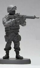 Albino Raven Miniatures 28mm Light Infantry Modern Soldier #2