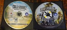 PS3 Game Lot Borderlands 2, Call of Juarez & Anarchy Reigns - (PlayStation 3)