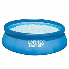 """Intex 12' X 30"""" Easy Set Inflatable Above Ground Swimming Pool Pump & Filter"""