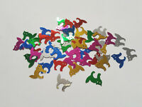 19mm Happy Cats Various Colours Available 30 x Craft Sequins//Confetti